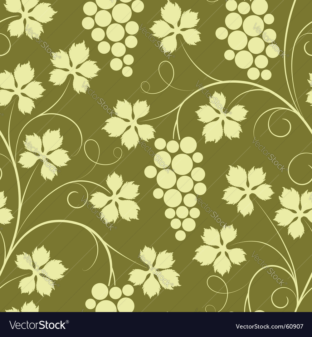 Vine background vector | Price: 1 Credit (USD $1)