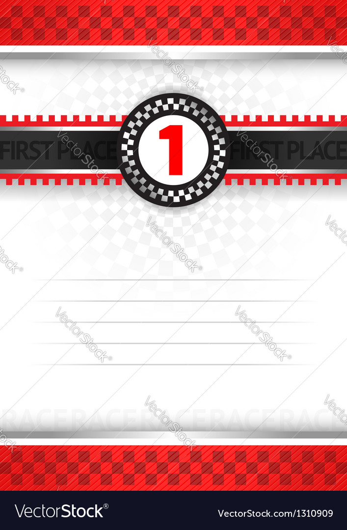 Certificate of award background vertical vector | Price: 1 Credit (USD $1)
