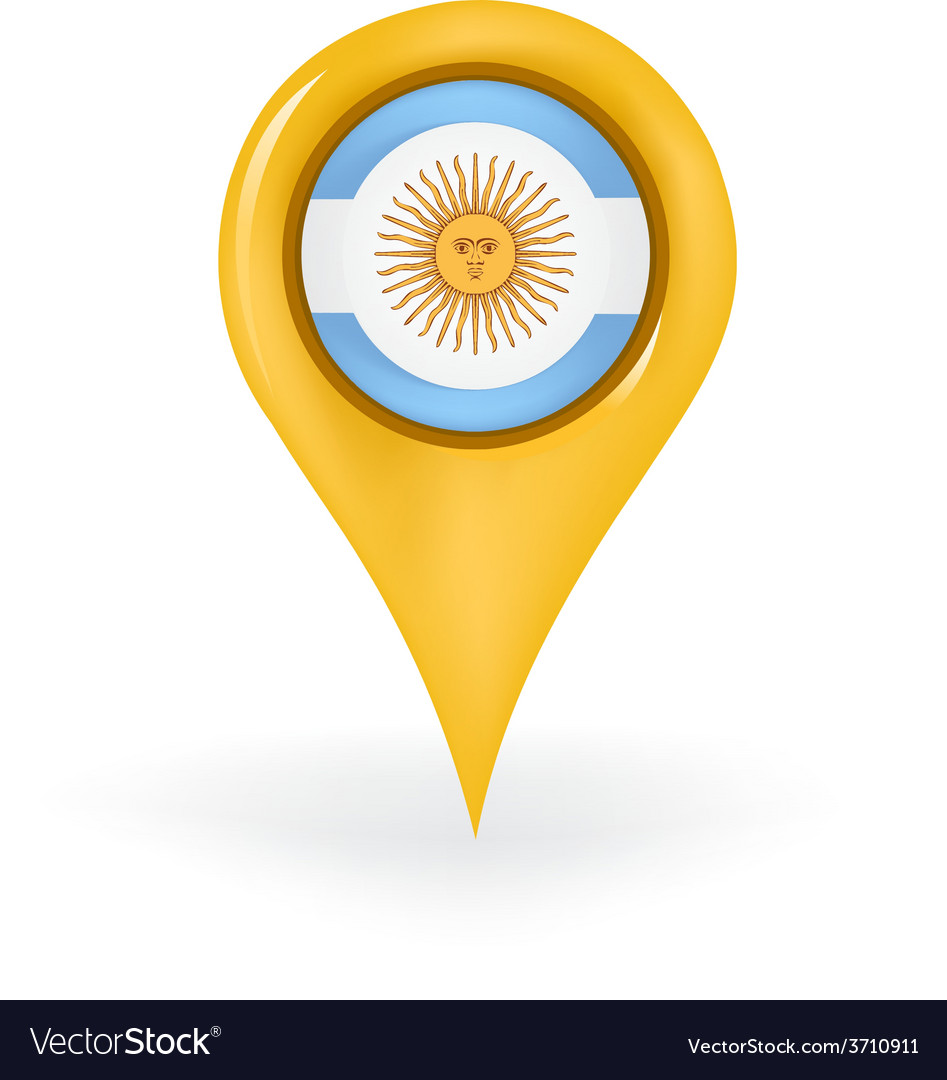 Location argentina vector   Price: 1 Credit (USD $1)