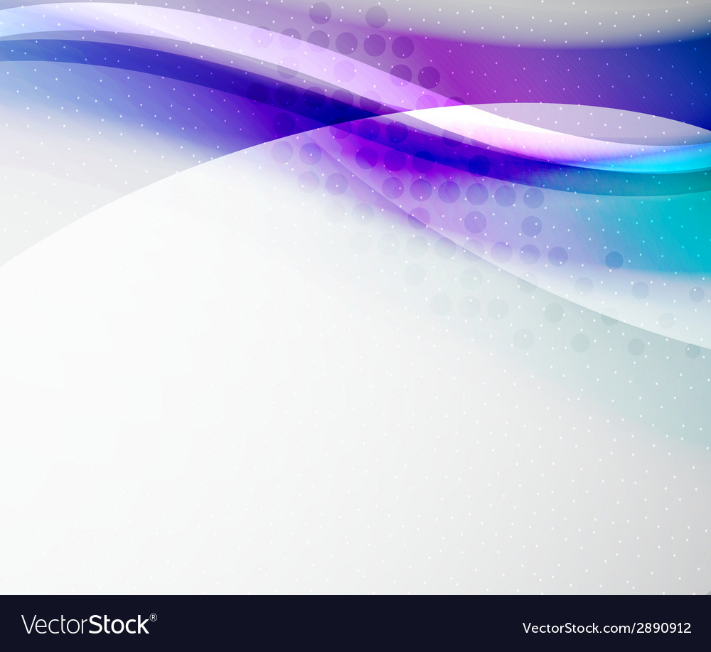 Unusual abstract blue wave template vector   Price: 1 Credit (USD $1)