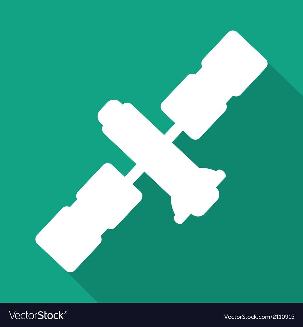 Satellite icon vector   Price: 1 Credit (USD $1)