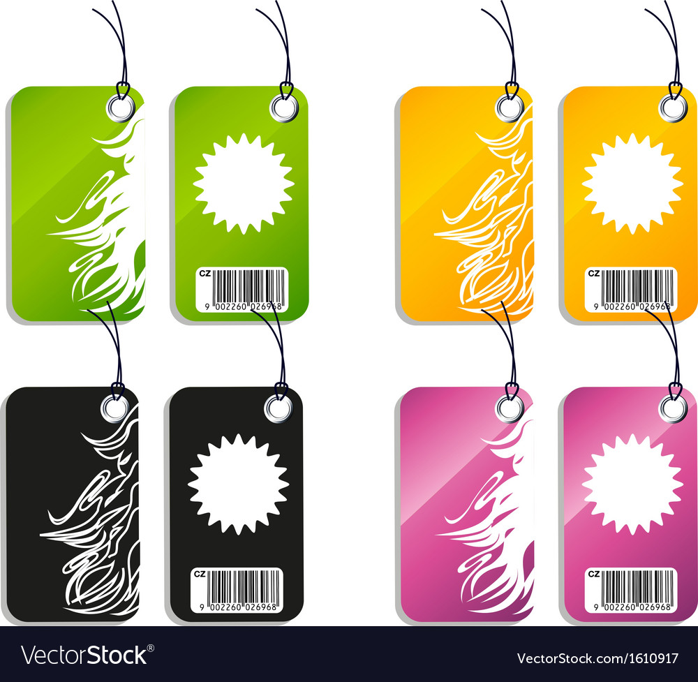 Shopping buy and sale label vector | Price: 1 Credit (USD $1)