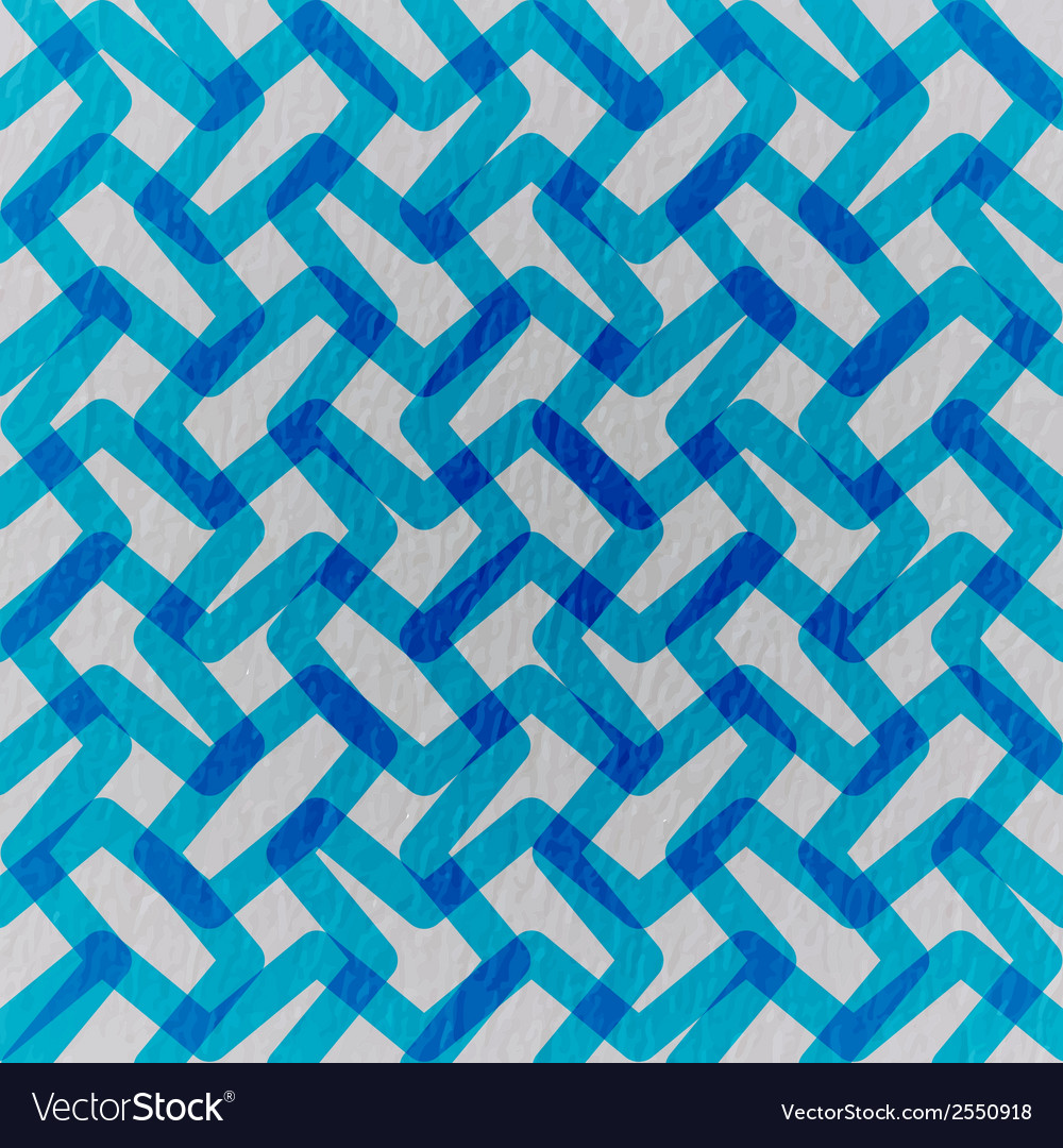 Blue abstraction composed of blue bricks vector | Price: 1 Credit (USD $1)