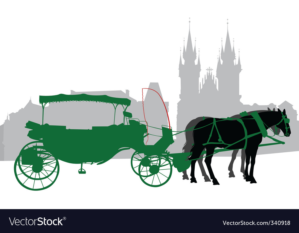 Carriage 2 vector | Price: 1 Credit (USD $1)