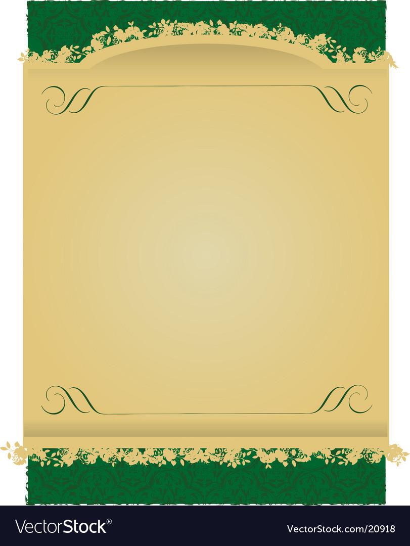 Rose wallpaper vector | Price: 1 Credit (USD $1)