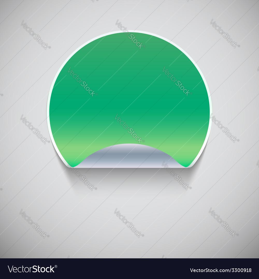 Special green sticker vector   Price: 1 Credit (USD $1)