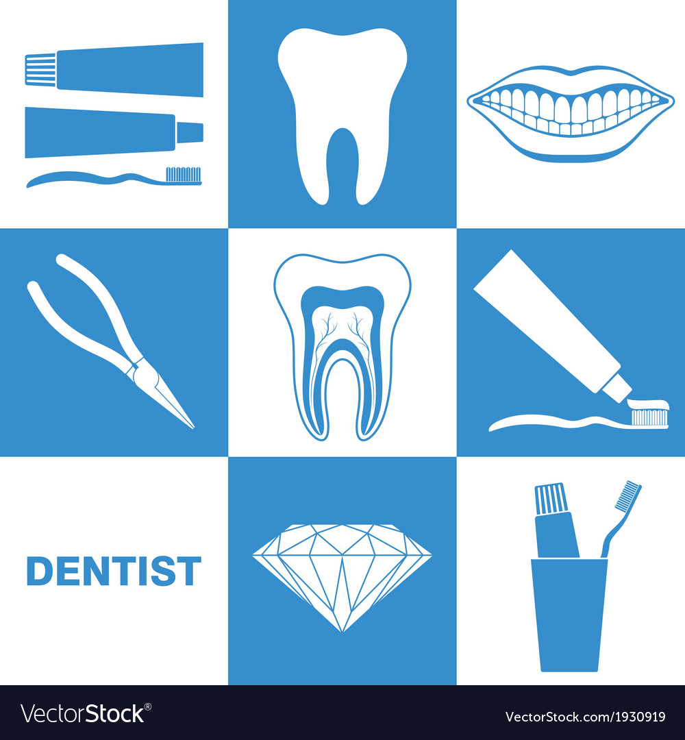 Dental hygiene vector | Price: 1 Credit (USD $1)