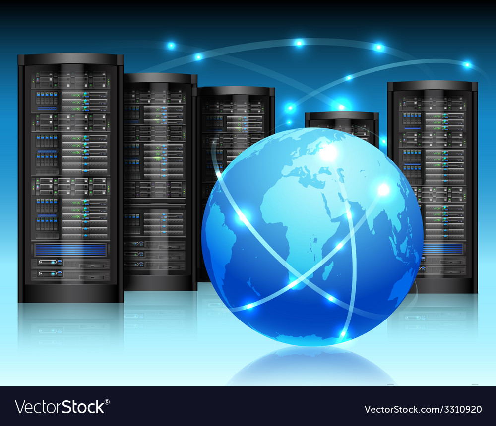 Global network concept vector | Price: 1 Credit (USD $1)