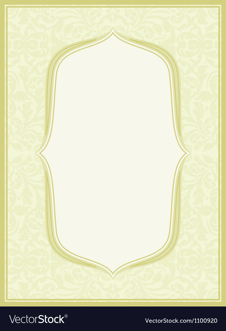 Light yellow background vector | Price: 1 Credit (USD $1)