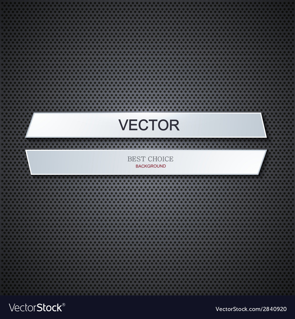 Modern metal background vector | Price: 1 Credit (USD $1)