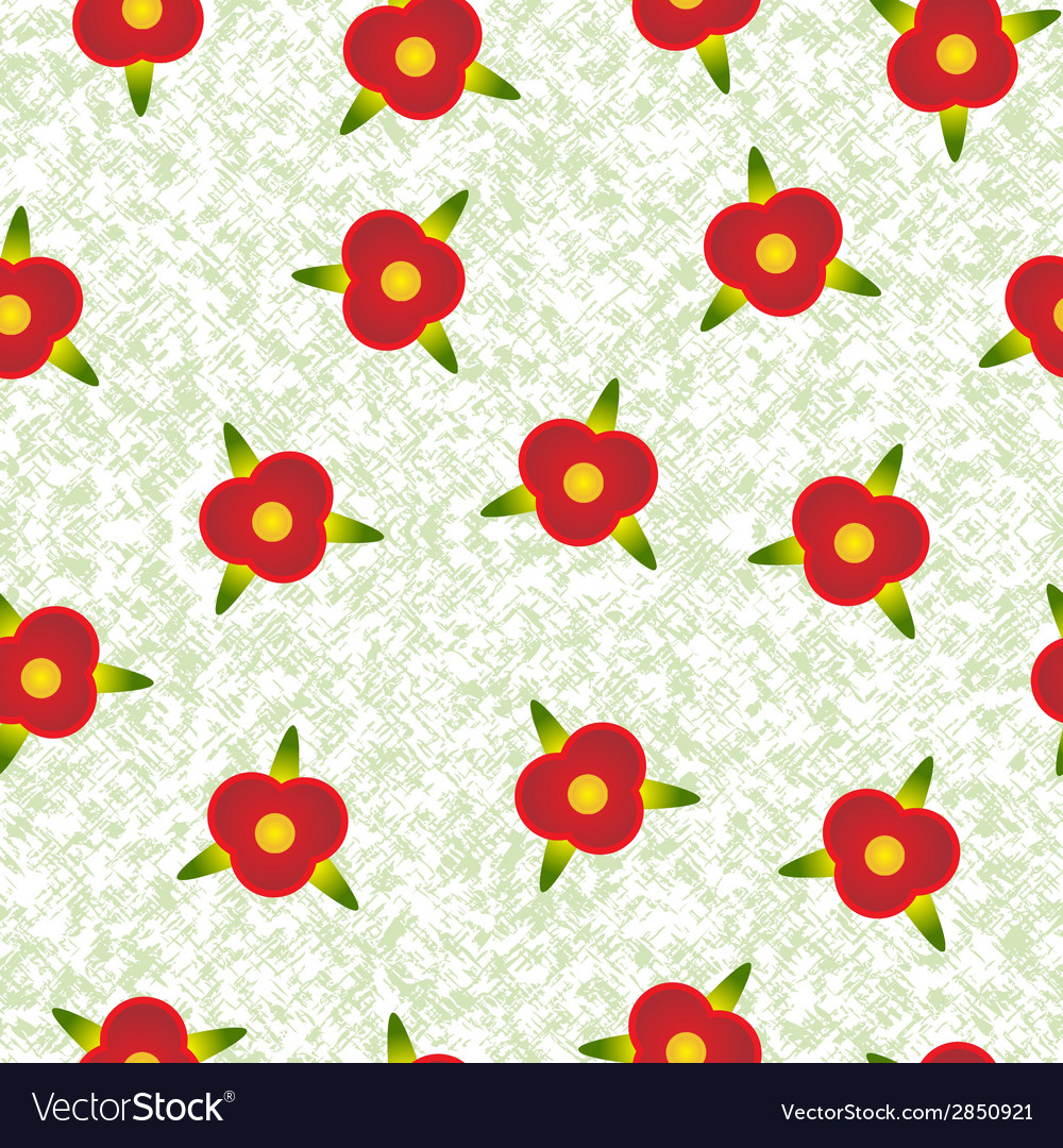Background with small flowers vector | Price: 1 Credit (USD $1)