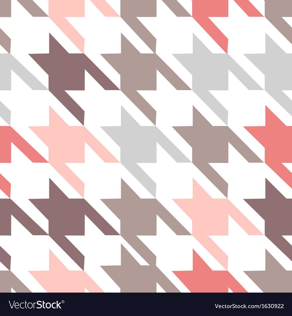 Trendy fabric pattern vector | Price: 1 Credit (USD $1)