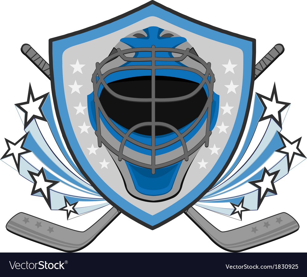 Ice hockey labels badges vector | Price: 1 Credit (USD $1)