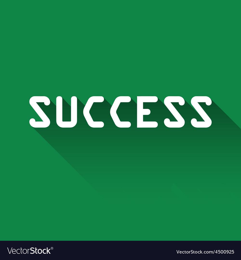 Success vector   Price: 1 Credit (USD $1)