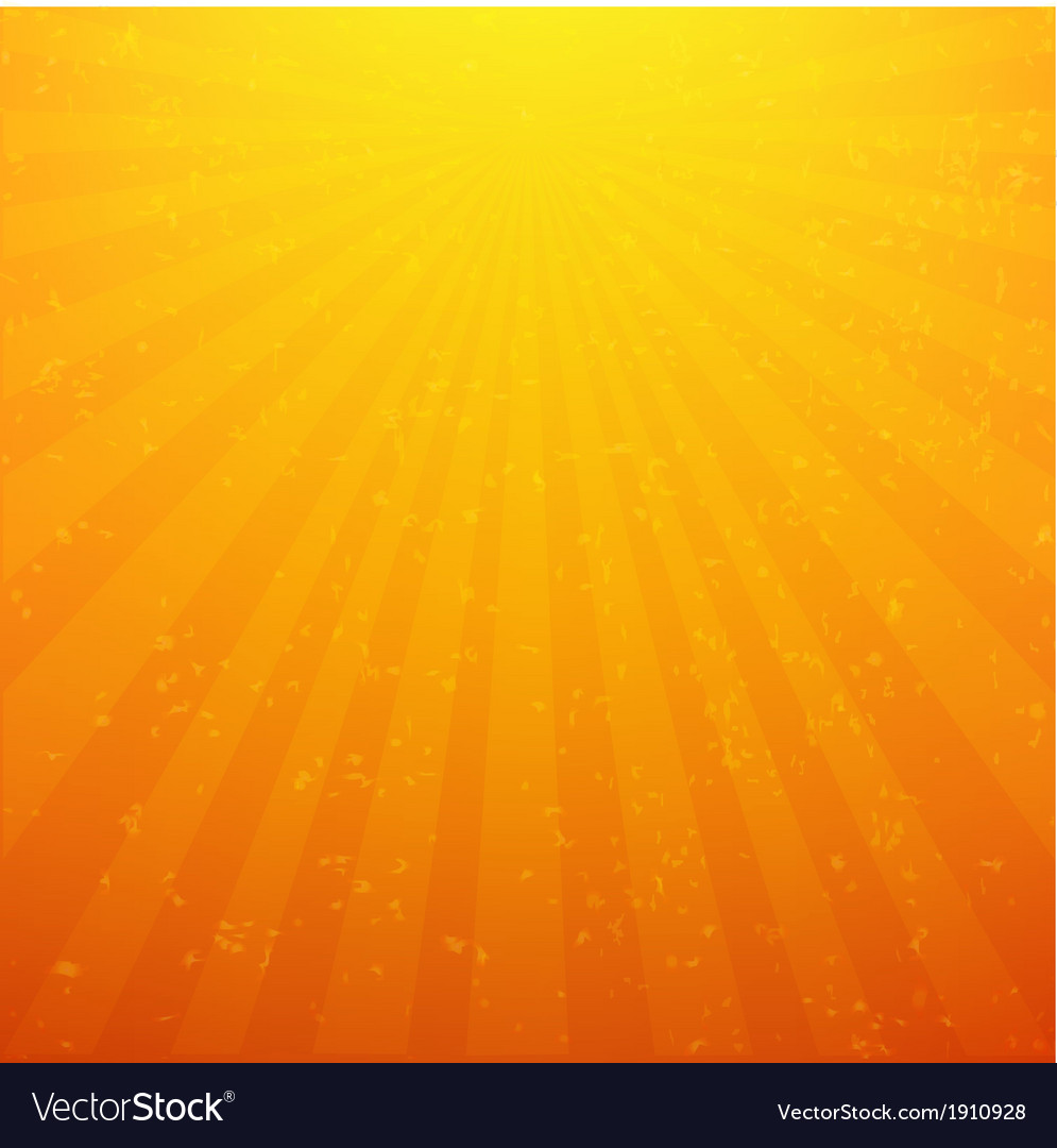 Sunburst background with rays vector | Price: 1 Credit (USD $1)