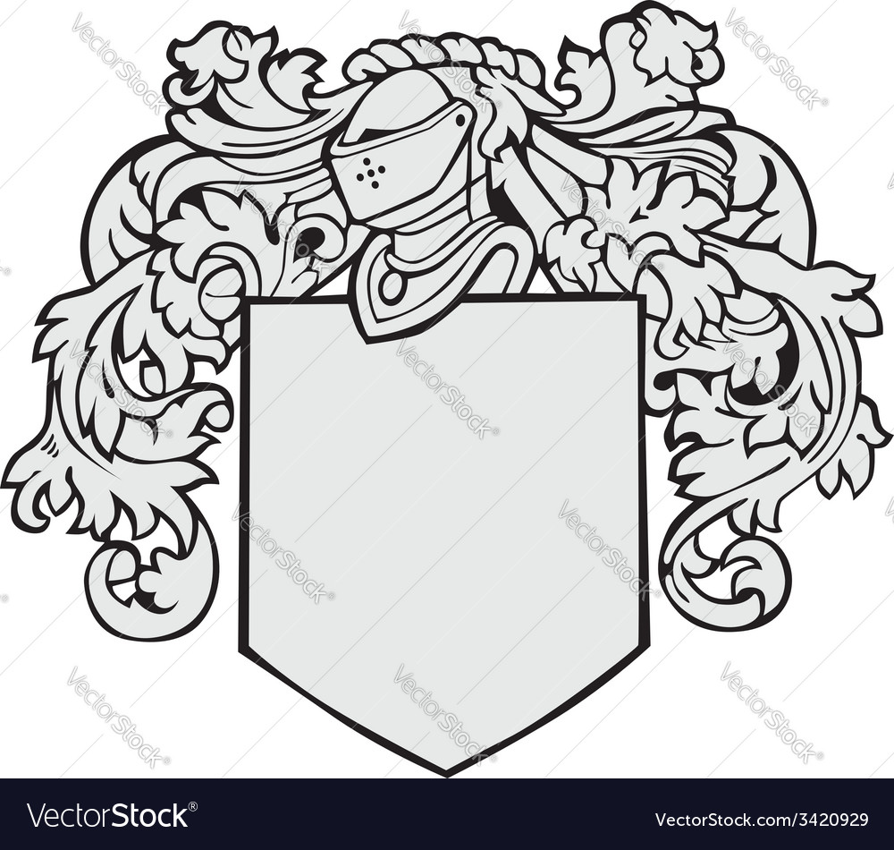 Aristocratic emblem no18 vector | Price: 1 Credit (USD $1)