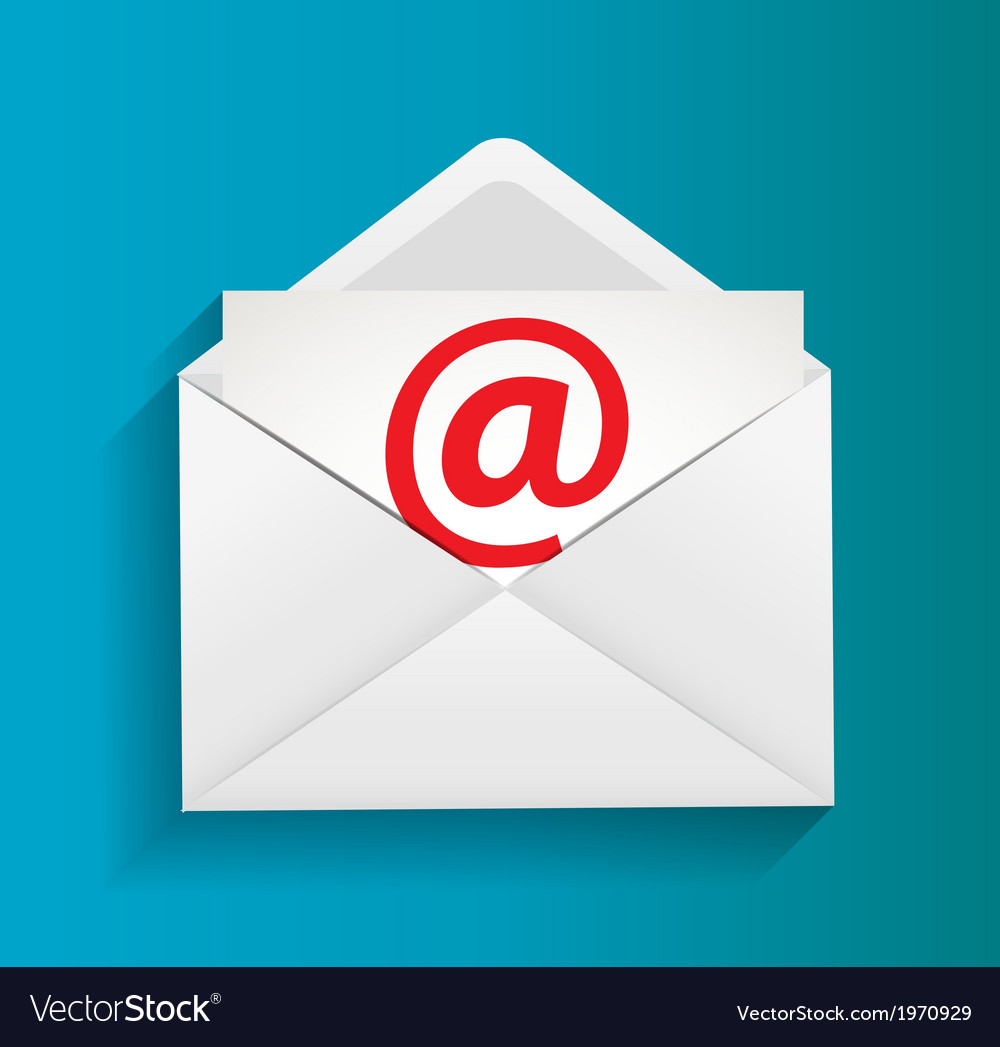 E-mail protection concept vector   Price: 1 Credit (USD $1)