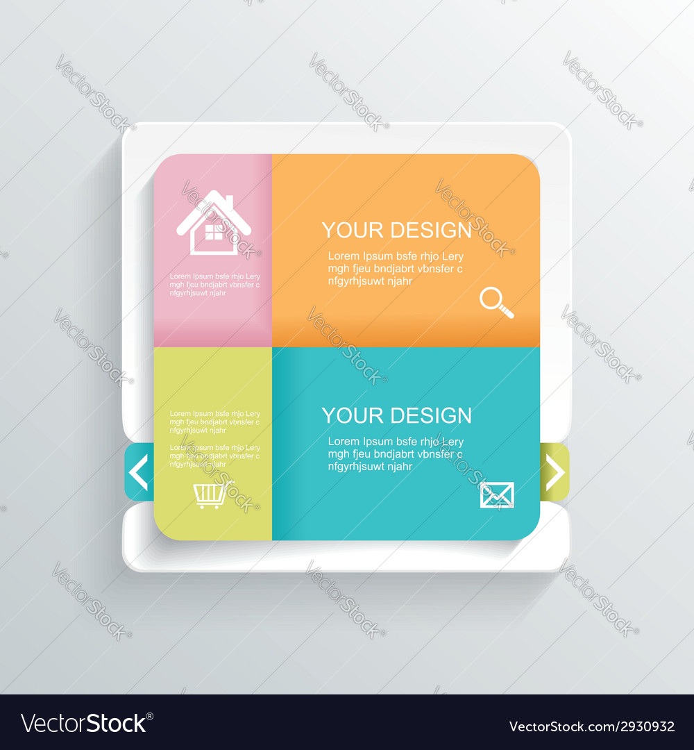 Modern design template can be used for vector | Price: 1 Credit (USD $1)