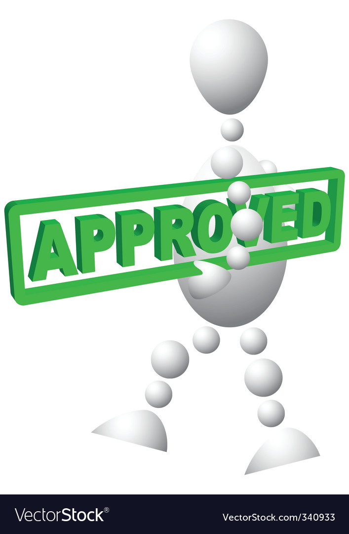 Approved label vector | Price: 1 Credit (USD $1)