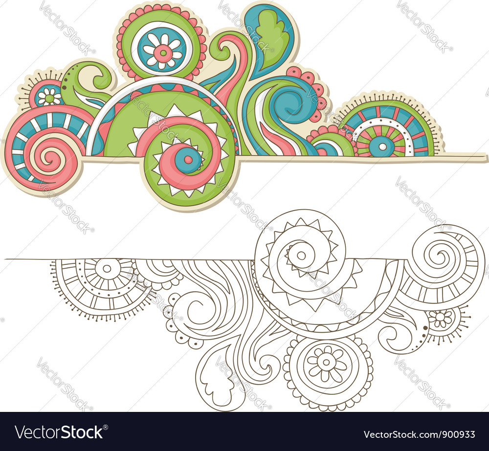 Doodle vector | Price: 1 Credit (USD $1)