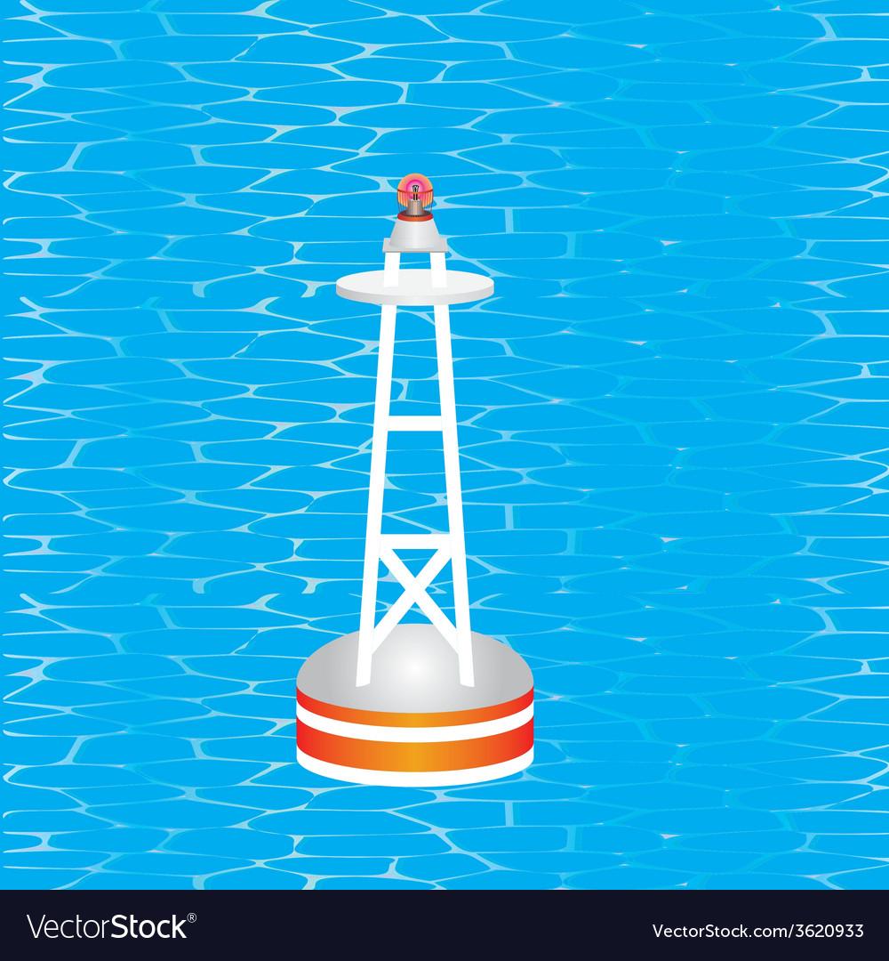 Nautical buoy vector   Price: 1 Credit (USD $1)
