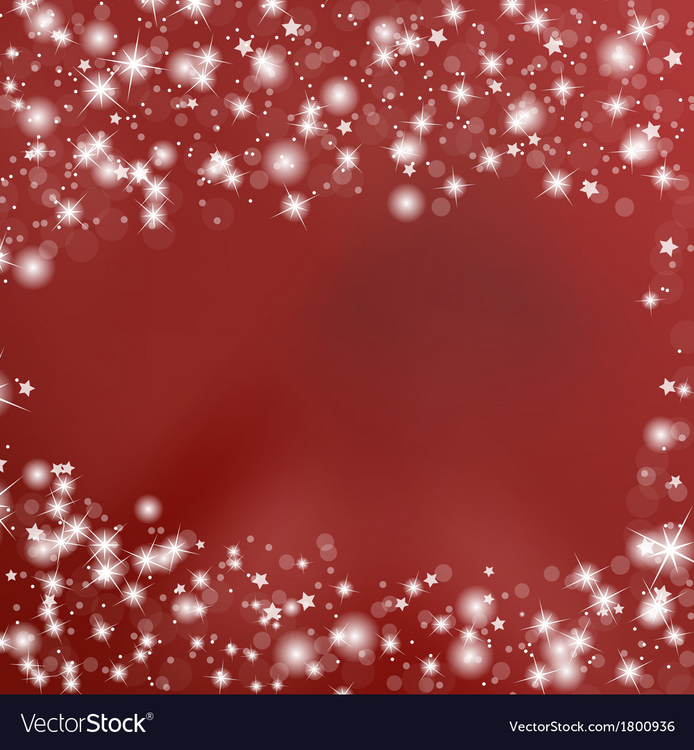 Red background with stars vector | Price: 1 Credit (USD $1)