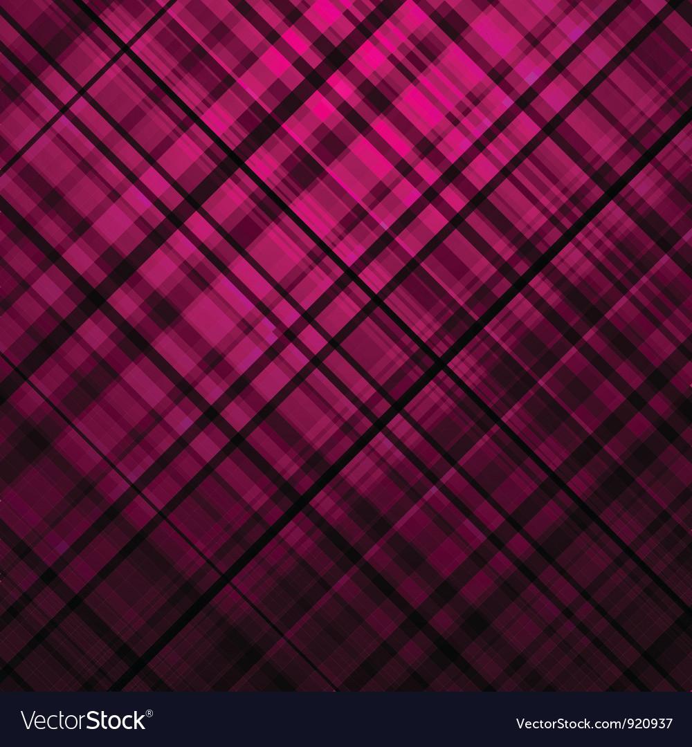Purple tartan background vector | Price: 1 Credit (USD $1)