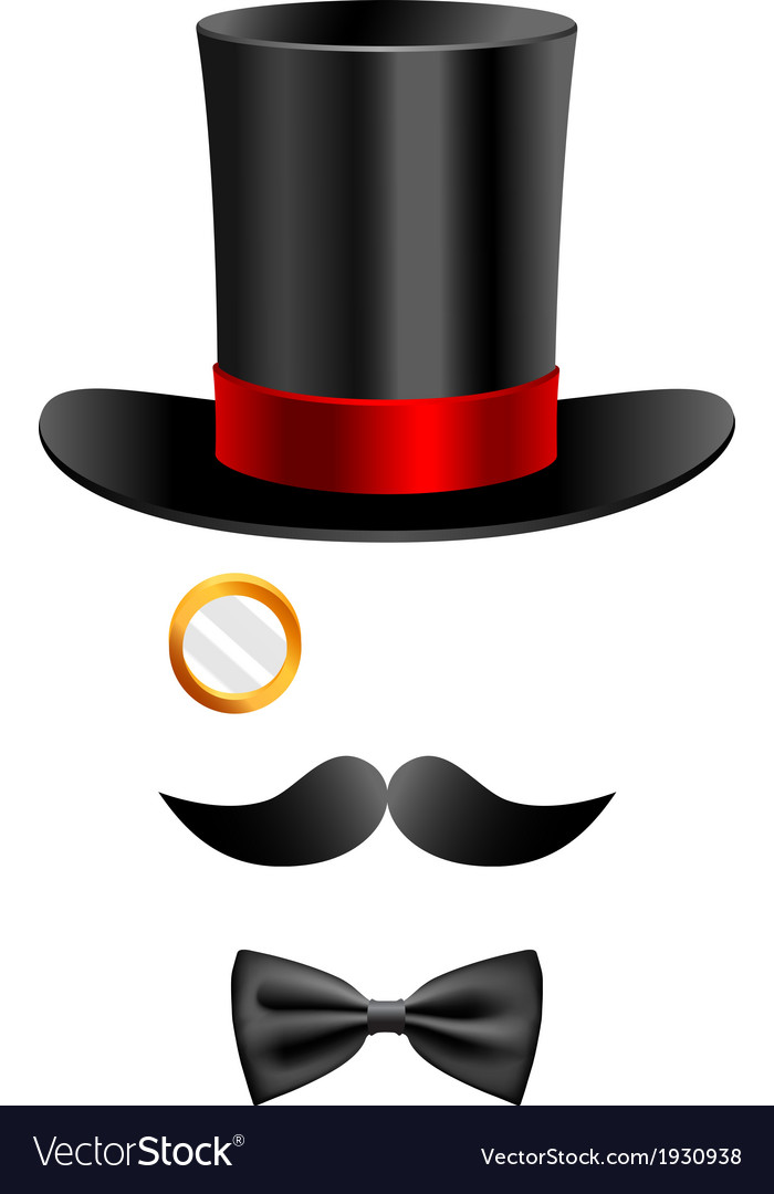 Gentleman set 2 vector | Price: 1 Credit (USD $1)