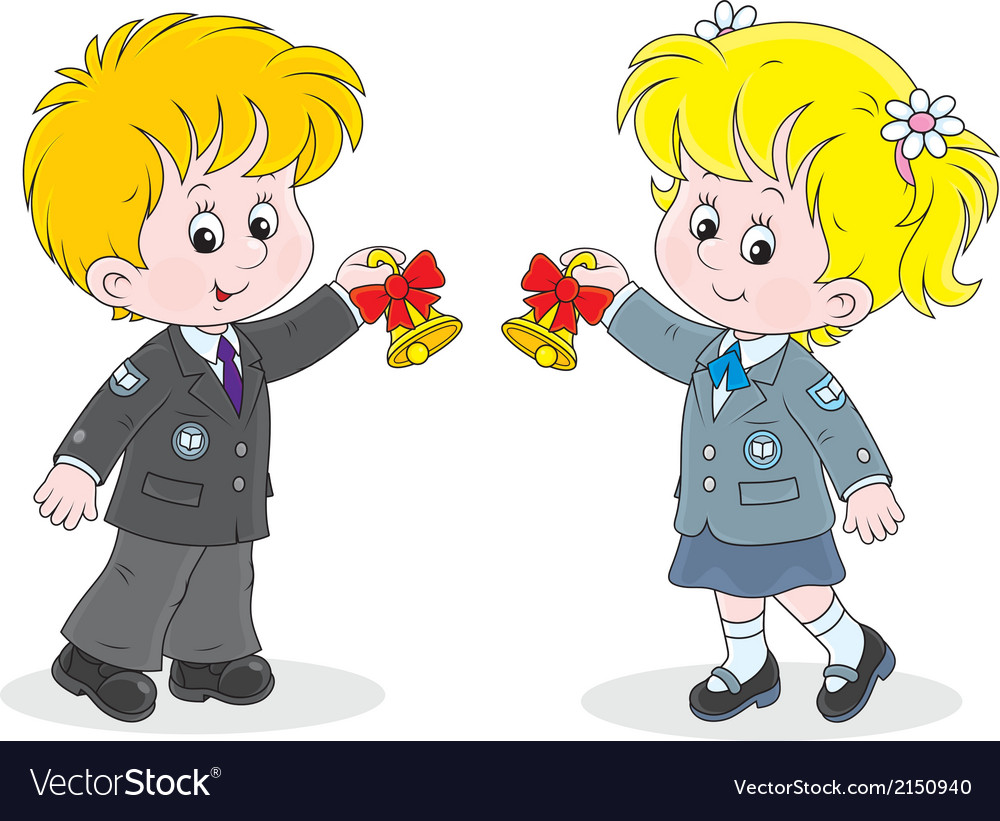 First day of school vector | Price: 1 Credit (USD $1)