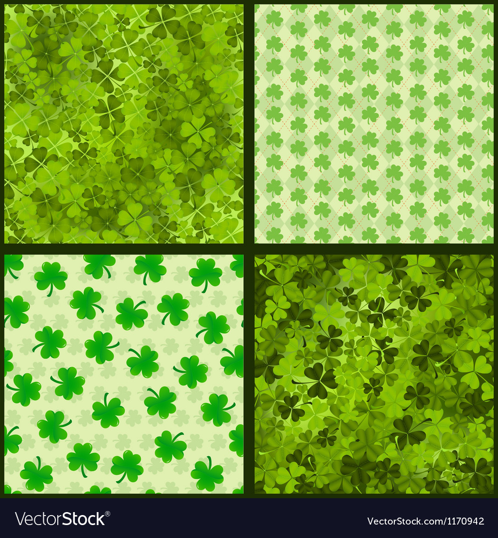 Clover seam vector | Price: 1 Credit (USD $1)