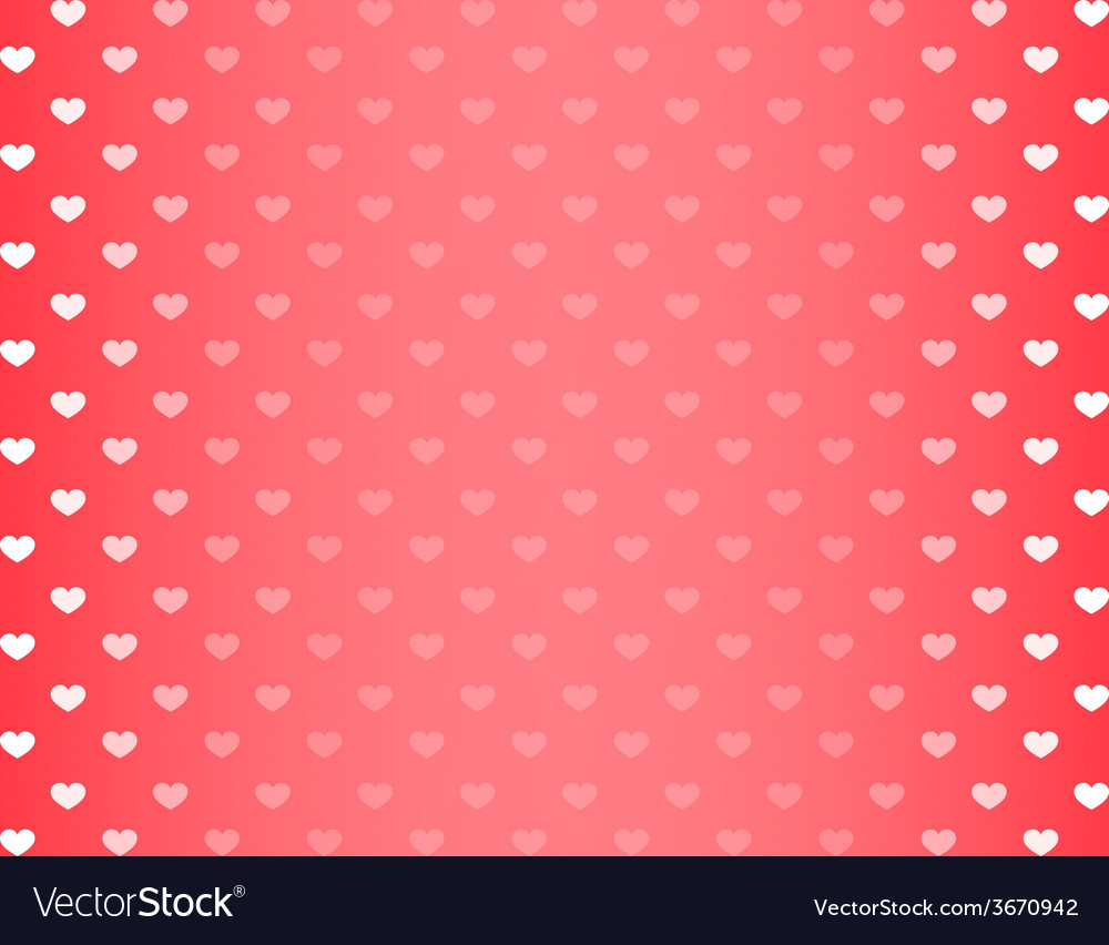 Valentine card hearts background vector   Price: 1 Credit (USD $1)