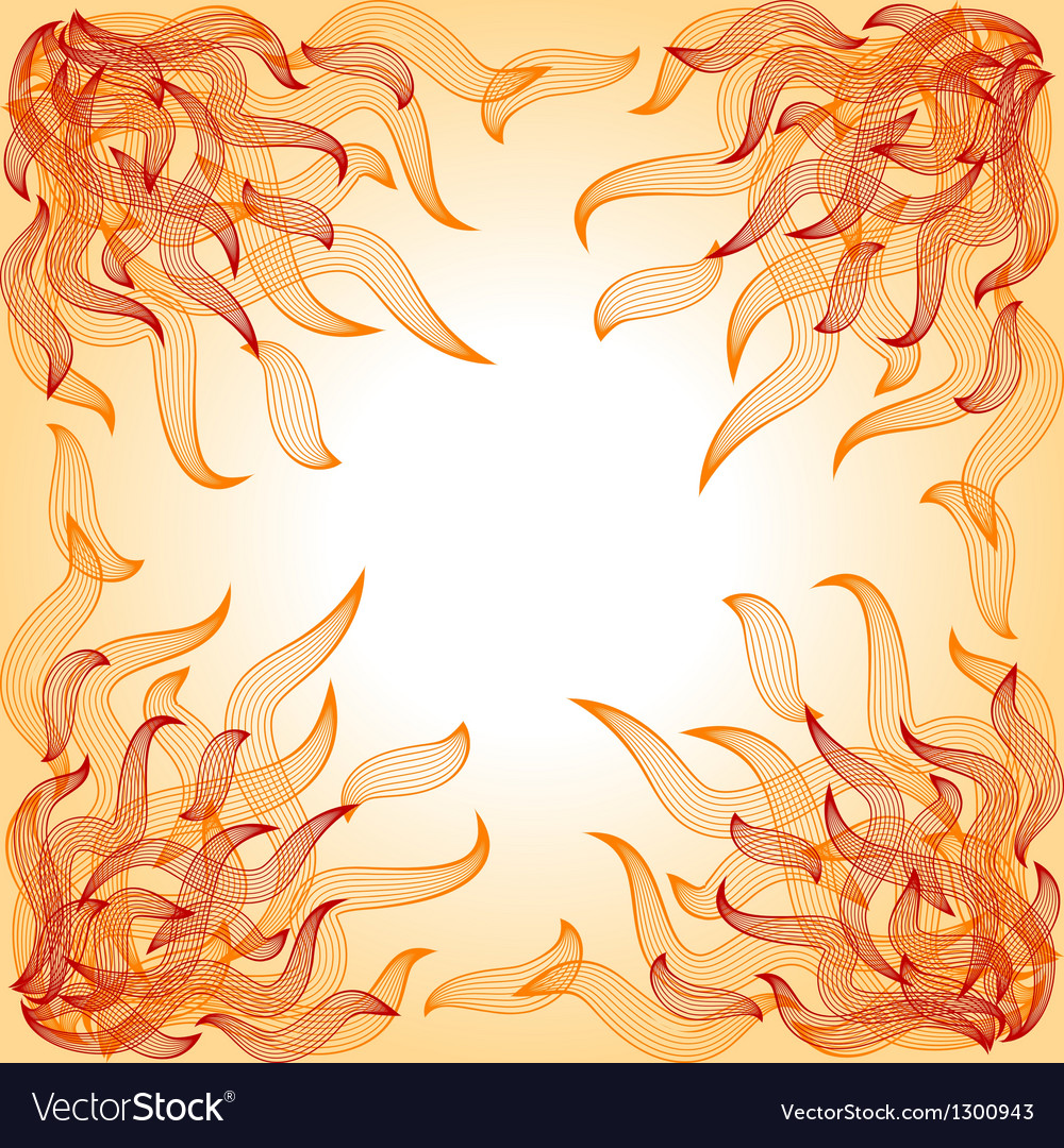 Fire background vector   Price: 1 Credit (USD $1)