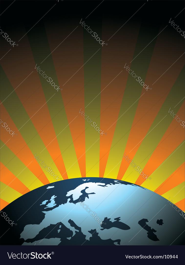 Earth illustration vector   Price: 1 Credit (USD $1)