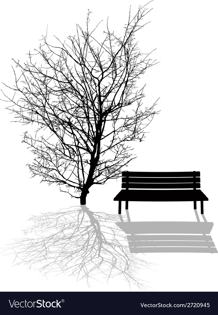 Park scene vector | Price: 1 Credit (USD $1)