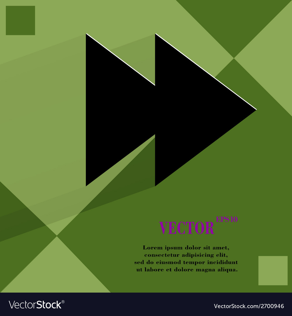 Multimedia control flat modern web design on a vector | Price: 1 Credit (USD $1)