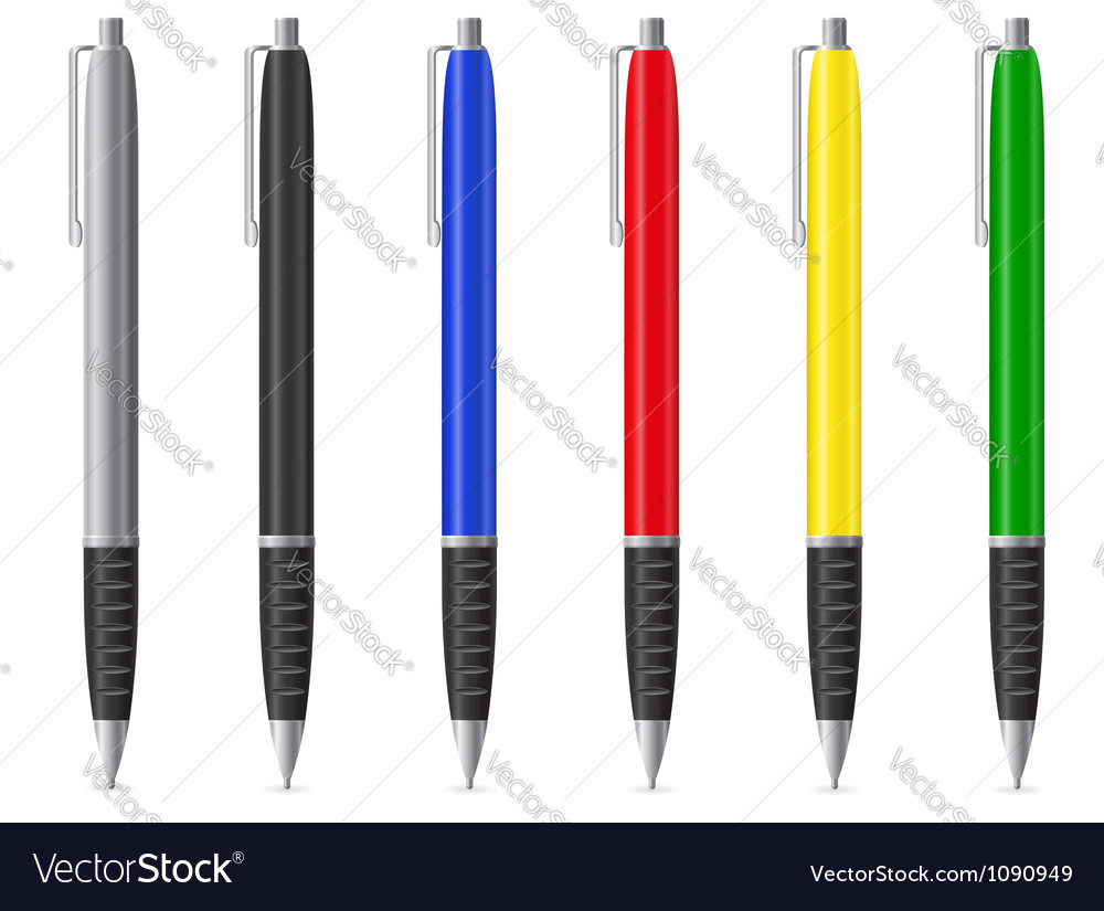 Fountain pen 01 vector | Price: 1 Credit (USD $1)