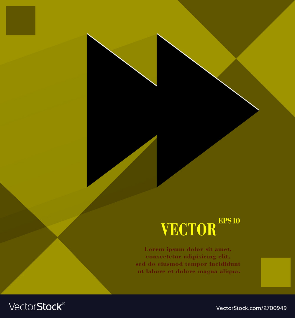 Multimedia control flat modern web design on a vector | Price: 1 Credit (USD $1)