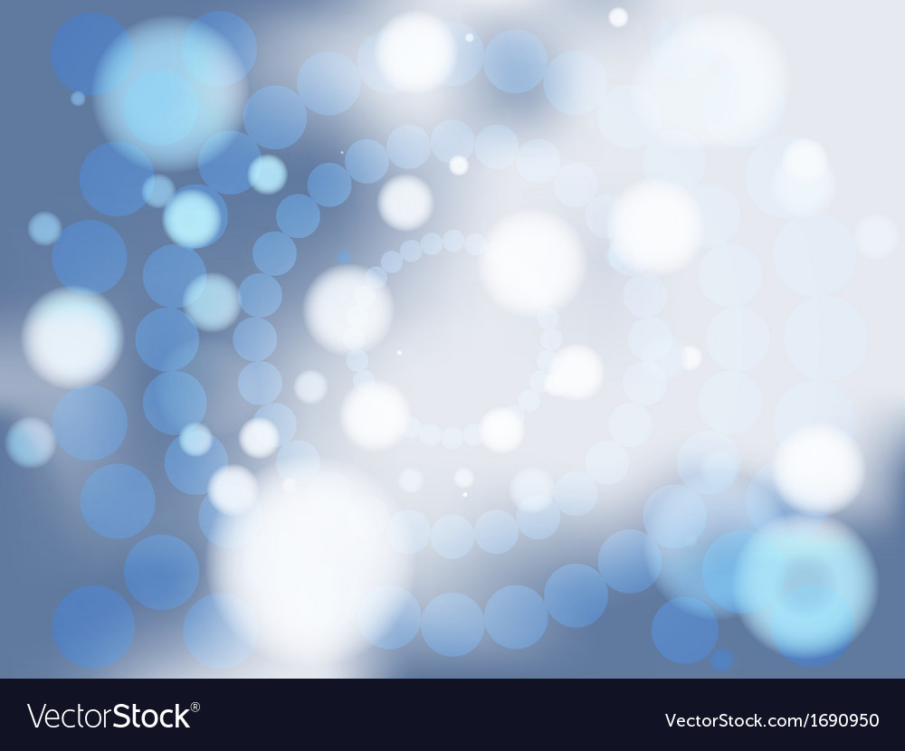 Abstract blue soft focus background vector | Price: 1 Credit (USD $1)