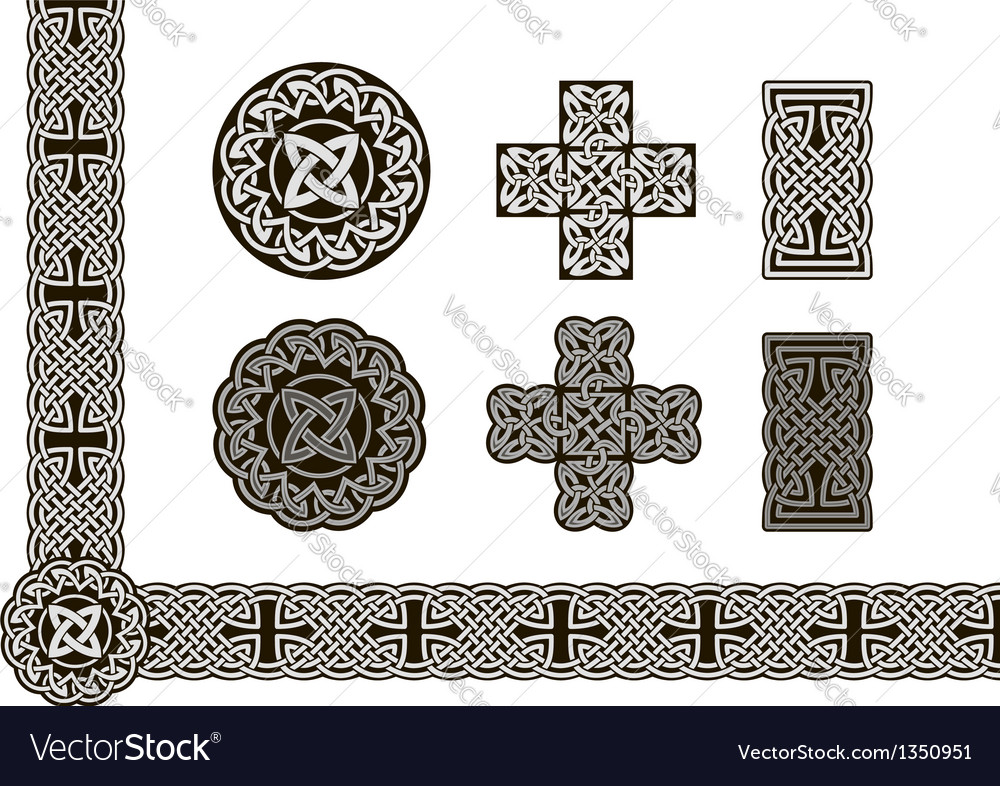 Celtic art vector | Price: 1 Credit (USD $1)