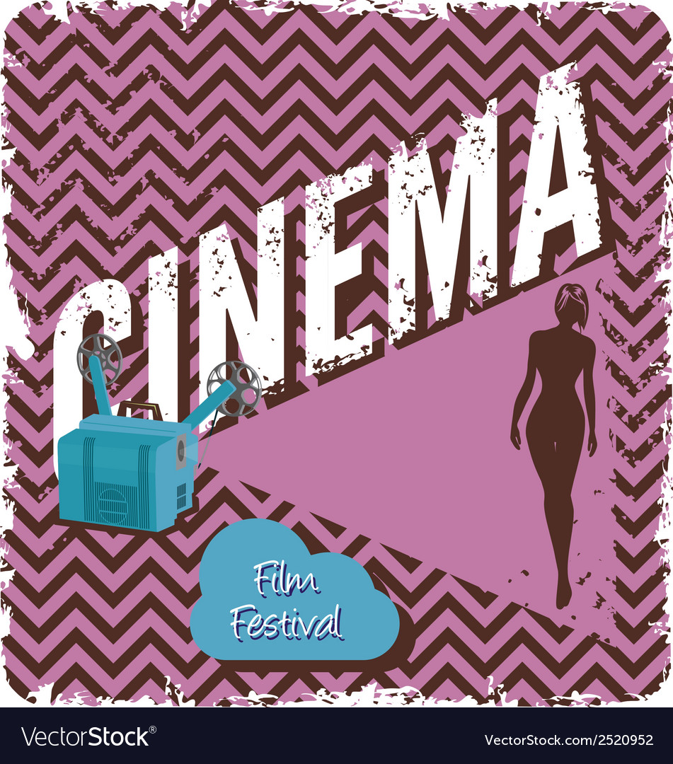 Cinema2 vector | Price: 1 Credit (USD $1)