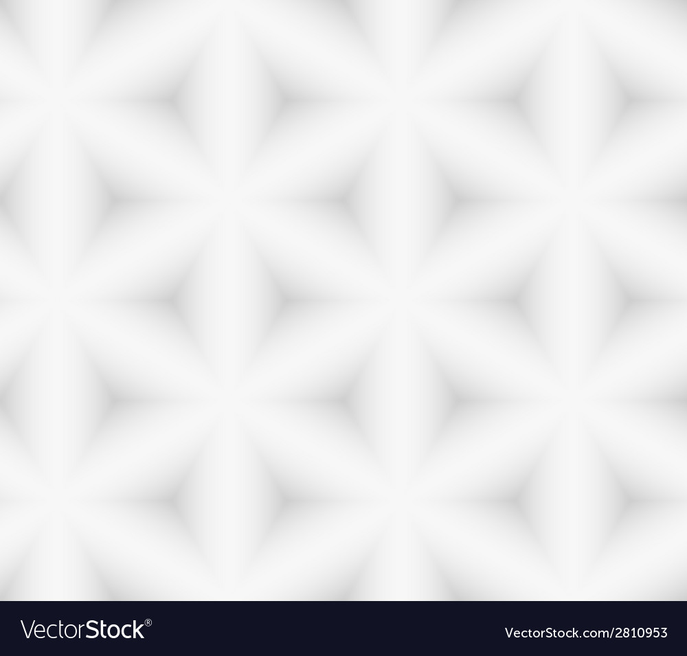 Seamless pattern - light hexagon background vector | Price: 1 Credit (USD $1)