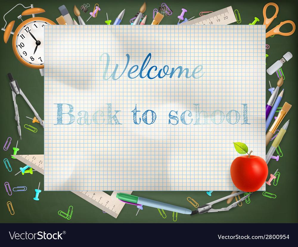Back to school season sale eps 10 vector   Price: 1 Credit (USD $1)