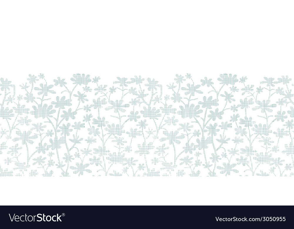Abstract gray bush leaves textile horizontal vector | Price: 1 Credit (USD $1)