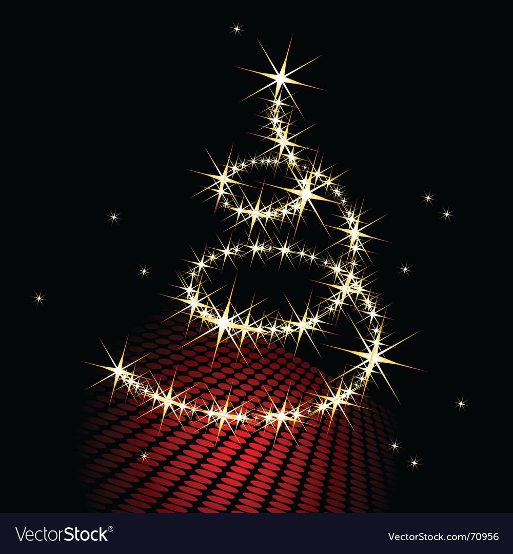 Christmas tree design vector   Price: 1 Credit (USD $1)
