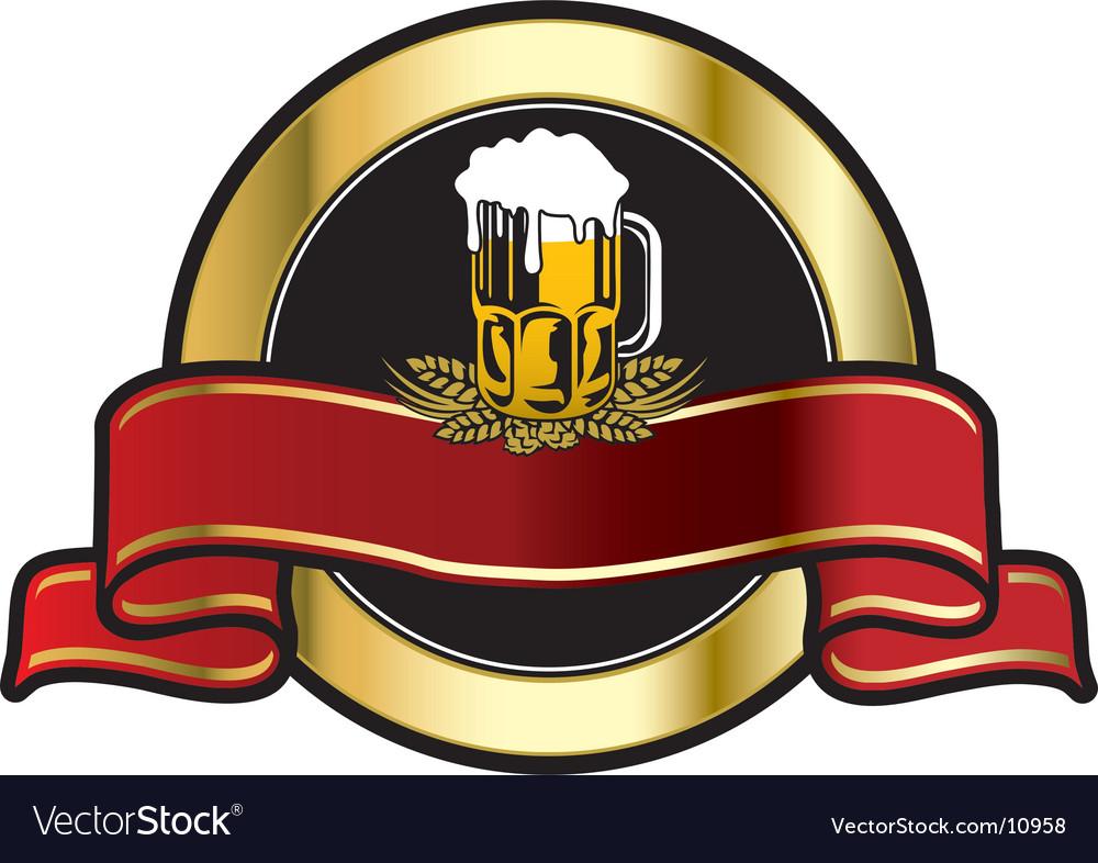 Beer fest label vector   Price: 3 Credit (USD $3)