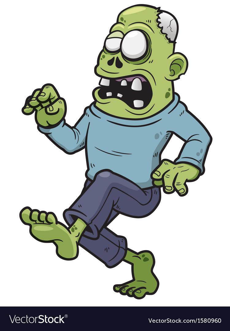 Zombies walking vector | Price: 1 Credit (USD $1)