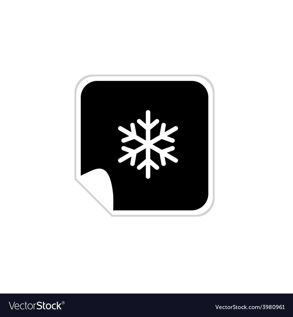 Snowflake icons vector   Price: 1 Credit (USD $1)
