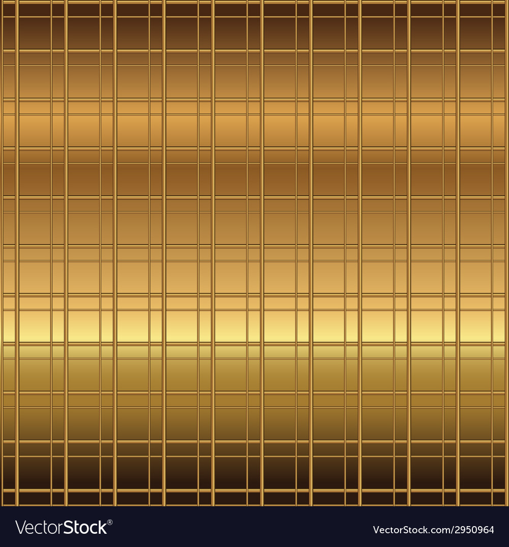 Copper grid texture background vector