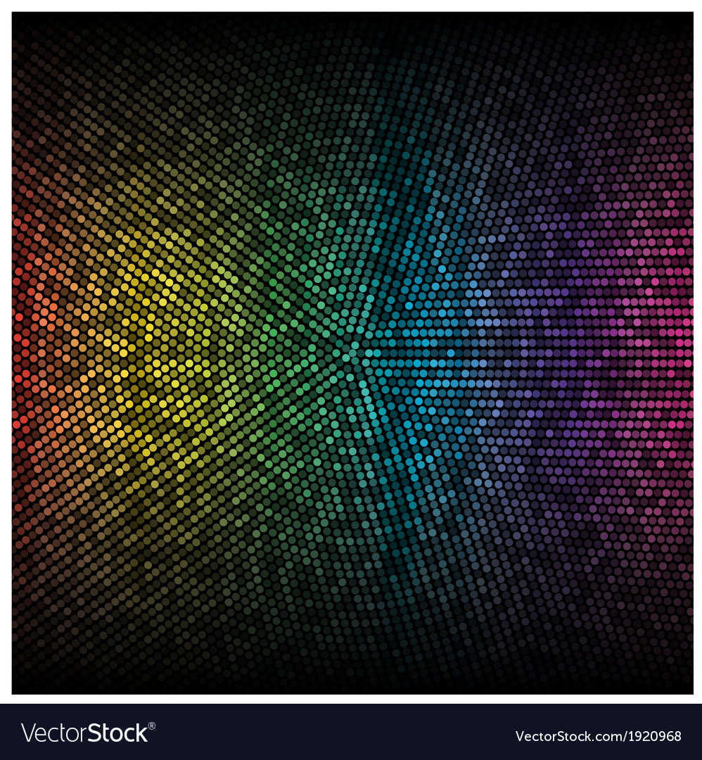 Disco lights background vector | Price: 1 Credit (USD $1)