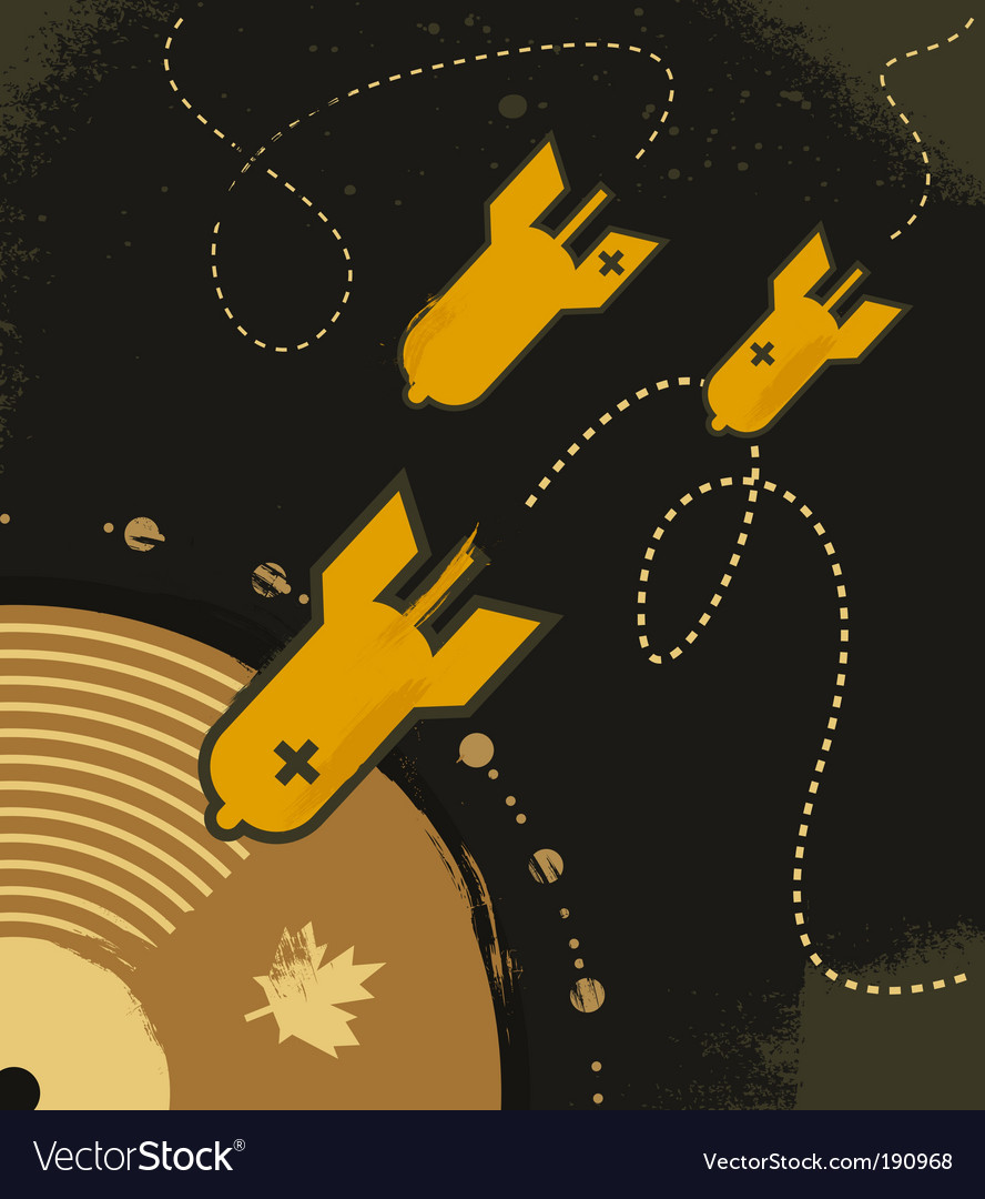 Grunge musical poster vector | Price: 1 Credit (USD $1)